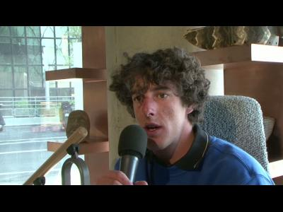 Rencontre avec Loïc Collomb-Patton, champion du monde de ski freeride