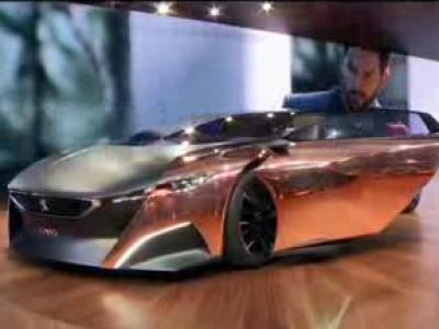 Peugeot Onyx - Mondial 2012