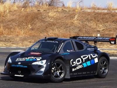Monster Sport Toyota Super 86 : mangeuse de 208 T16