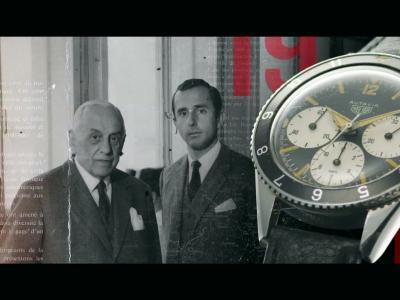 UpTime [S06E04] Tag Heuer Monaco, l'icône a 50 ans