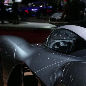 Genève 2017 : Aston Martin Valkyrie