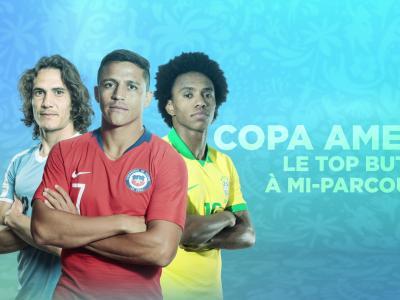 Copa America 2019 : les plus beaux buts du 1er tour