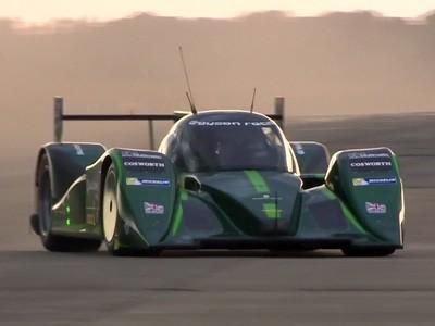 Le record de vitesse d'un véhicule électrique est tombé