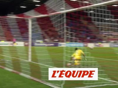 Tous les buts de Liechtenstein - Arménie - Foot - Qualif. Euro