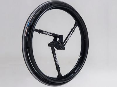 Softwheel : des roues molles bientôt sur nos autos ?