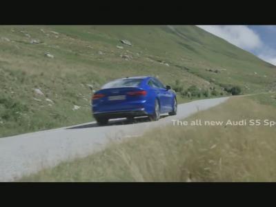 La nouvelle Audi S5 Sportback à l'épreuve des femmes en colère