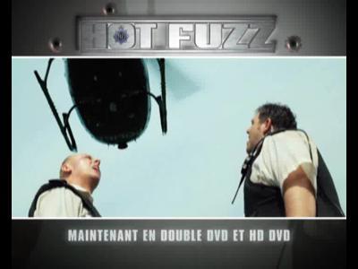 Hot Fuzz en DVD - Bande Annonce