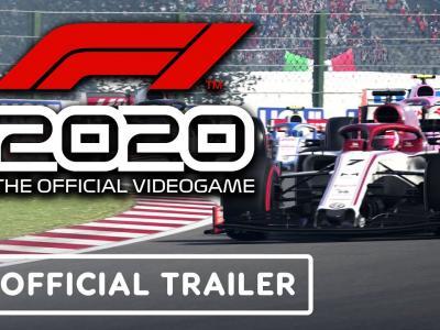 F1 2020 : 1er trailer de gameplay