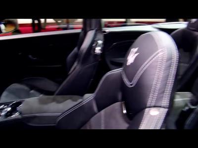 Maserati GranCabrio MC Stradale - Mondial 2012