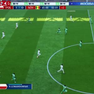 Pologne - Sénégal : notre simulation sur FIFA 18