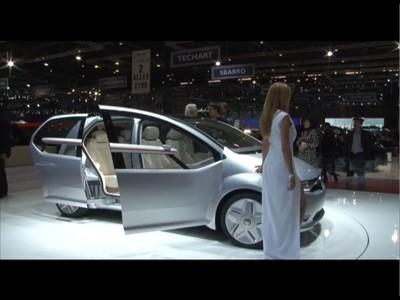Genève 2011 : Volkswagen Giugiaro Go