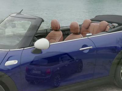 Essai Mini Cooper S Cabriolet restylée : revendicatrice