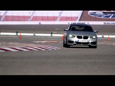 La BMW Série 2 sait ''drifter'' toute seule !