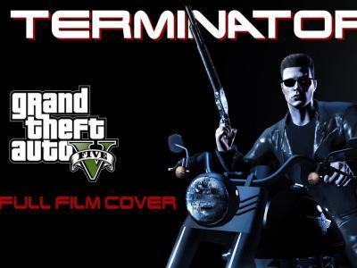 Terminator 2 x GTA 5 : l'improbable rencontre à Los Santos (VO)