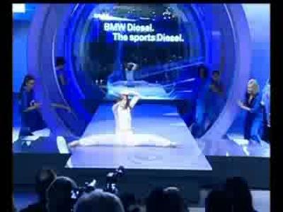 Show BMW Detroit 2008