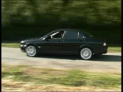 Essai Jaguar X-Type 2,0d