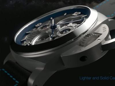 Panerai Lo Scienziato : présentation de la montre en vidéo