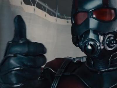 Ant-Man, les premières images