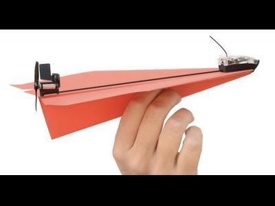 PowerUP 3.0 : kit motorisé pour avion en papier