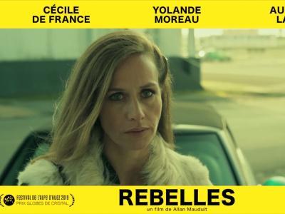 Rebelles, focus sur Sandra (Cécile de France)