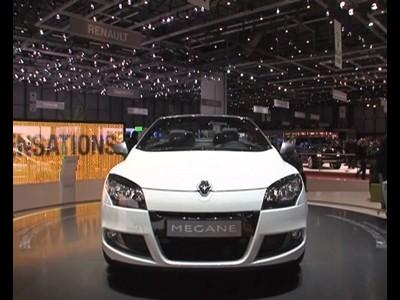 Renault Megane III CC