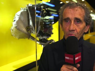 De la F1 à la Clio 5 : notre interview d'Alain Prost en vidéo