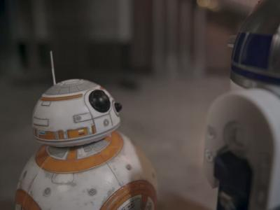 R2-D2 : la vidéo officielle du jeu connecté Sphero