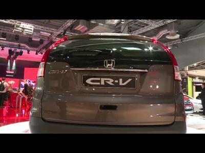 Honda CR-V - Mondial 2012