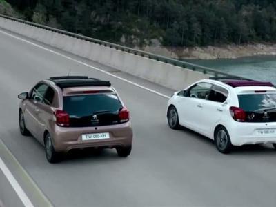 Essai Peugeot 108 1.2 PureTec 82 ch