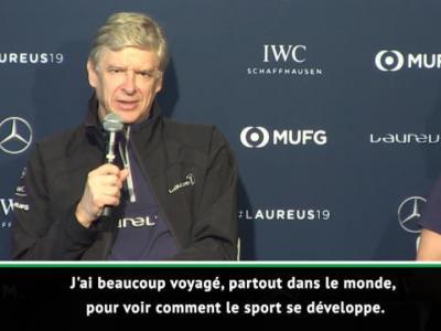Wenger : ''Mon avenir est incertain''