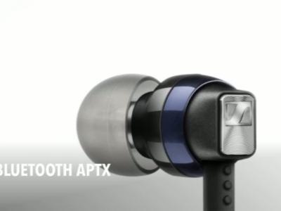 Sennheiser CX 6.00 BT : présentation des écouteurs intra-auriculaires bluetooth