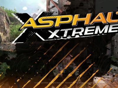 Asphalt Xtreme : trailer Désert de Gobi