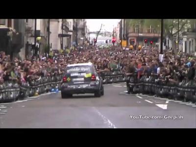 La Gumball 3000 2011 : top départ