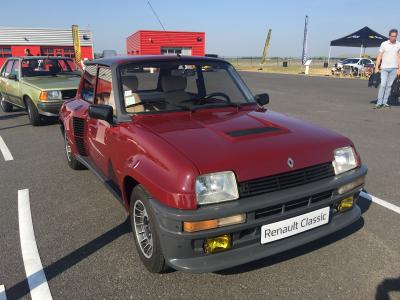 40 ans du turbo : Renault R5 Turbo 2