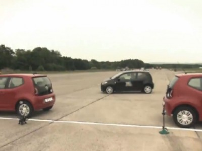Le parking le plus rapide du monde