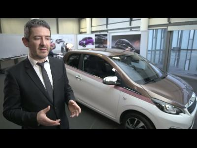 La Peugeot 108 présentée par ses designers