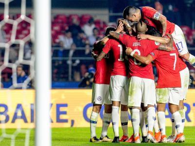 Copa America : le Chili qui élimine la Colombie en vidéo