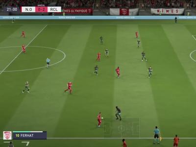 L1 - 5ème journée : notre simulation FIFA 20 de Nîmes - RC Lens