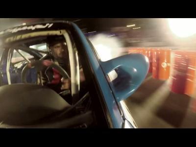 Red Bull Car Park Drift Regional Finals 2013