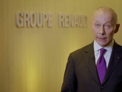 Renault - Ghosngate : le message de Thierry Bolloré