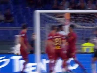 AS Rome - Atalanta Bergame : le résumé et les buts du match