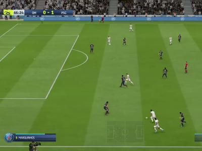 OM - PSG sur FIFA 20 : résumé et buts (L1 - 30e journée)