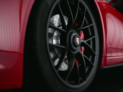 Porsche 911 GTS 2017 : 450 ch pour entériner le passage au turbo