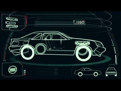 Ford Mustang : 50 ans d'évolution en une vidéo
