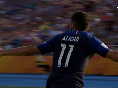 CDM U20 : le second but de l'Equipe de France signé Nabil Alioui