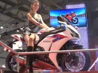 Nouveautés Honda à l'EICMA 2011