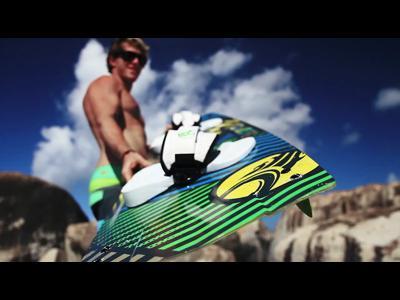 Le kiteboard selon Pete Cabrinha