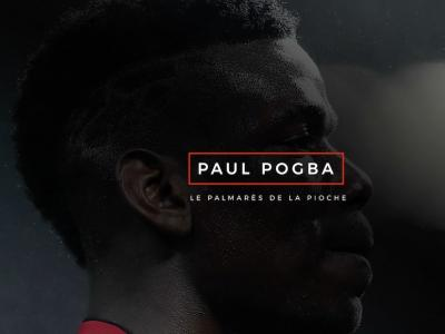 Paul Pogba : le palmarès de la Pioche en vidéo