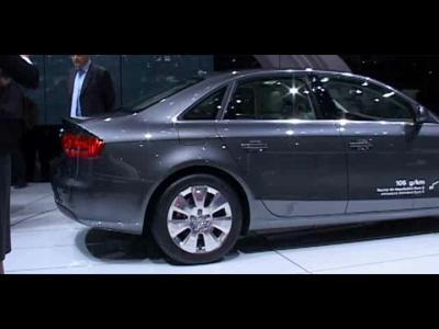 Reportage Audi A4 Tdi Concept e
