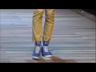 Défilé D&G MAN FASHION SHOW WINTER 2012 - Milan